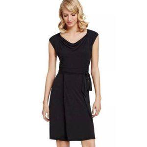 Cabi Jersey Knit Stretch Little Black Dress #121